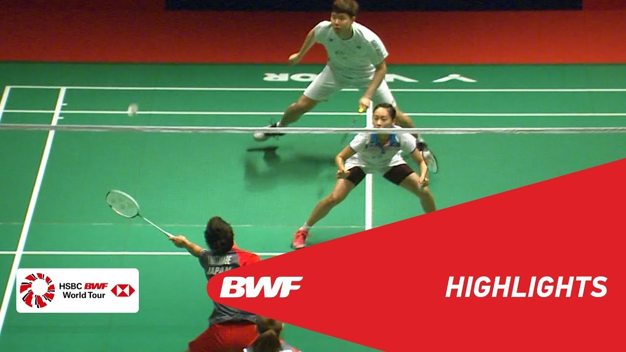 PERODUA Malaysia Masters 2019  XD - QF - HIGHLIGHTS  BWF