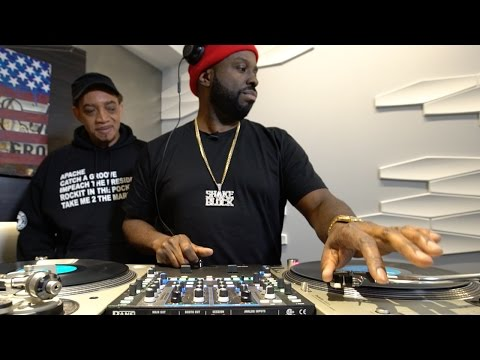 How Funk Flex & Red Alert Got Started - National DJ Day Discussion