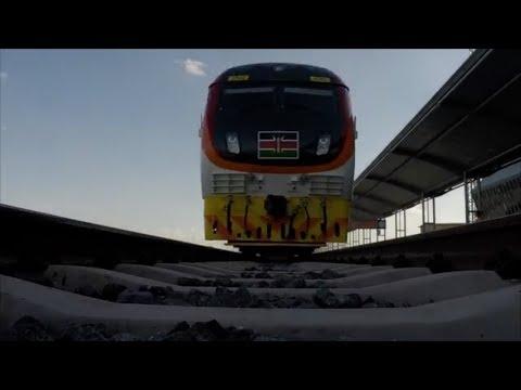 'Road to Prosperity' episode 3: Full test operation for Mombasa-Nairobi Railway
