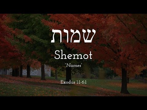 Shemot - Learn how to pronounce the names of the Tribes of Israel!