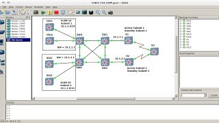 Complete GNS3 installing and configuration with cisco IOU and IOS