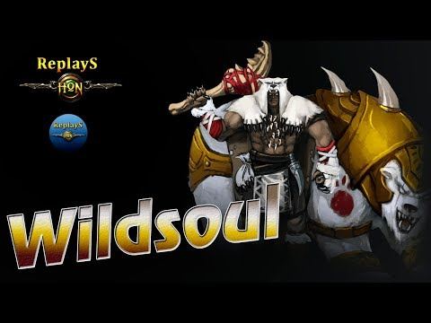 HoN - Crazy against the world - Wildsoul - 🇮🇩 Gudang9Galau 1745 MMR