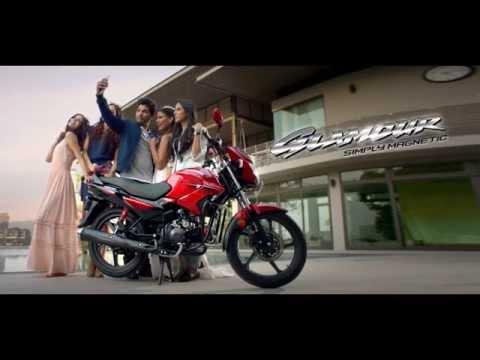 Hero Glamour Commercial 2015