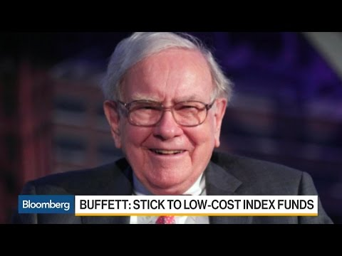 Buffett Renews Criticism of Hedge Funds in Annual Letter
