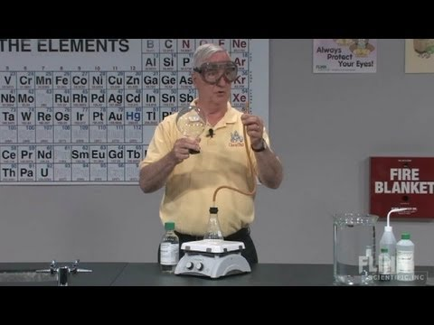 How To Generate Ammonia Gas