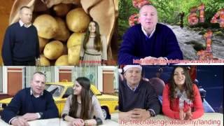 """Перший всеукраїнський соціальний онлайн-марафон """"Англійську мову у кожний дім!"""""""