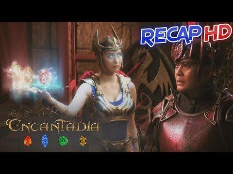 Encantadia: Bagsik ng galit ni Reyna Minea - Episode 3 RECAP (HD) - 동영상