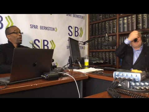 Full Studio with Criminal Defense & Immigration on The Brad and Squeeze Show!