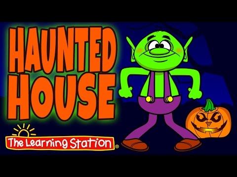 Halloween Songs for Children Kids ♫ Kids Halloween Songs♫ Halloween Scary Dance ♫ Haunted House
