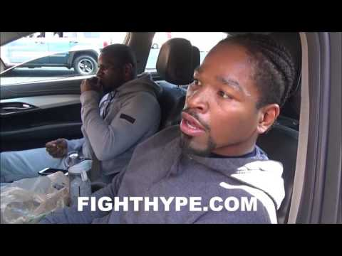 SHAWN PORTER TALKS ANDRE BERTO'S PSYCHE; PROMISES MENTAL AS WELL AS PHYSICAL ATTACK