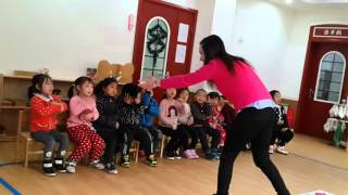 Teaching English in China demo lesson example Shijiazhuang city