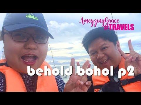 BEHOLD BOHOL Balicasag Island | Virgin Island Bohol Adventure (TRAVEL MONTAGE)