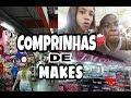COMPRINHAS NO MERCADÃO DE MADUREIRA (JM COSMÉTICOS) 2018|RJ - Giih Bella