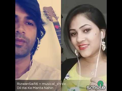 ®〰RockStar❤❤Dil hai ke Manta nahi duet song❤❤keep watching & pls Sabscribe my channel