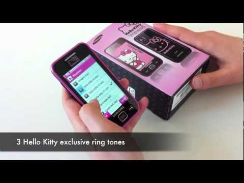 Samsung Wave Hello Kitty Edição Especial