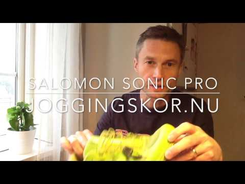 Salomon Sonic Pro Test