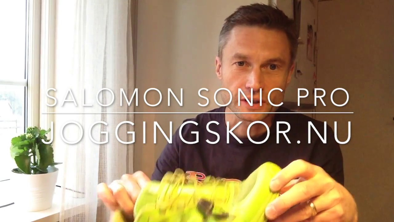 98ab3723a70 Salomon Sonic Pro Test - YouTube