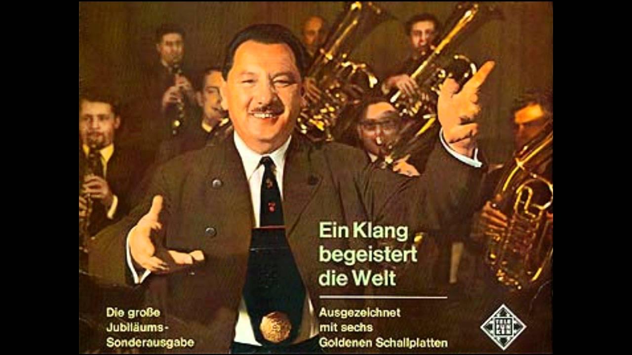 Ernst Mosch Und Seine Original Egerländer Musikanten - Portrait