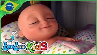 😴Está dormindo Joazinho? Músicas Infantis LooLoo Kids Dublado Português