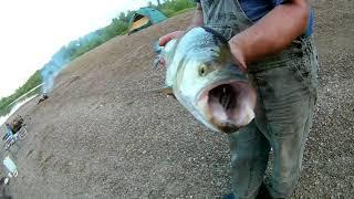 Рыбалка и отдых на сплаве по реке Уфа