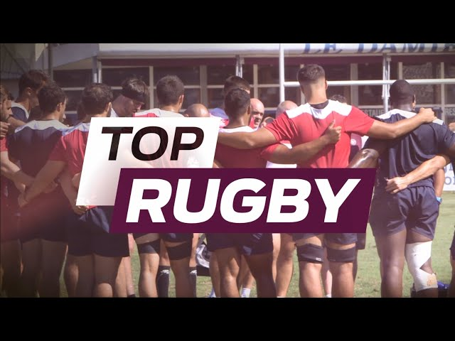 Top Rugby  - Focus sur l'AS Mérignac