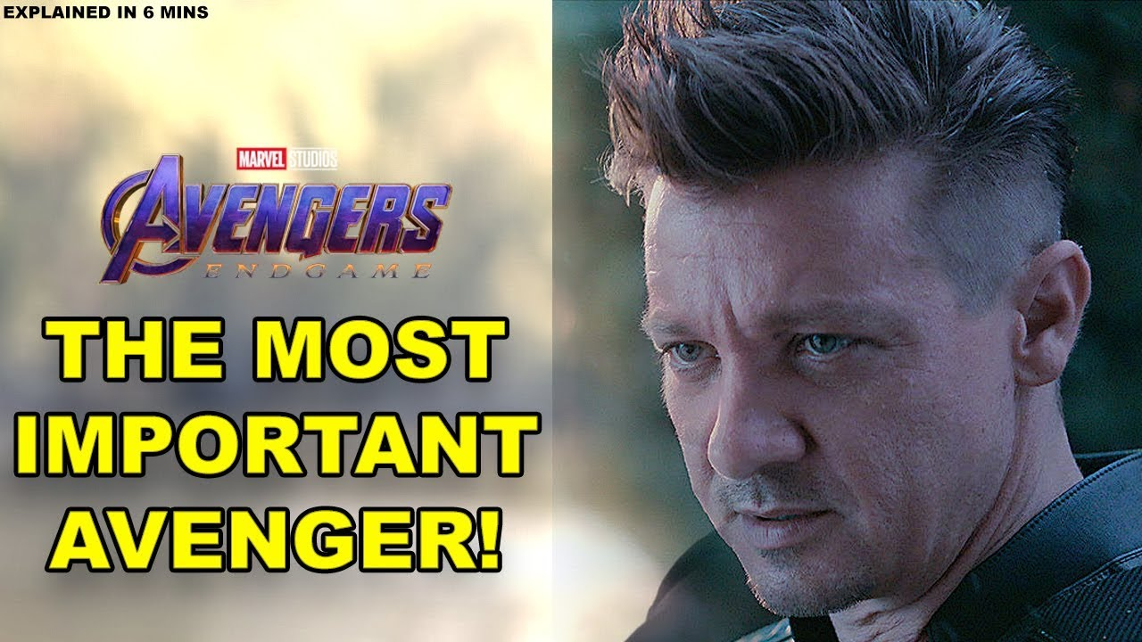 Download Why Hawkeye is the MOST Important Avenger | Explained in 6 Minutes