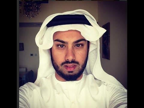 Arabic Men's Head Fashion