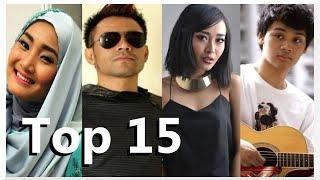 Top 15 Penyanyi Jebolan Ajang Pencarian Bakat yang Bersinar di Tahun 2015/2016