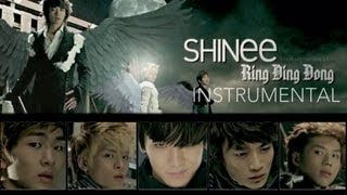 SHINee RING DING DONG INSTRUMENTAL + DOWNLOAD