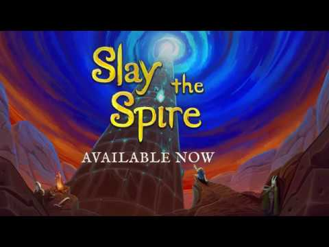 Slay the Spire by Mega Crit Games