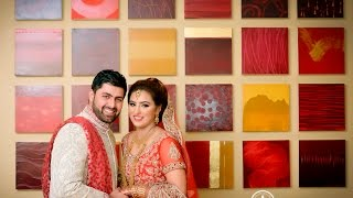 Adnan & Amara Wedding Cinematic Highlights | Asian Wedding | Muslim Wedding