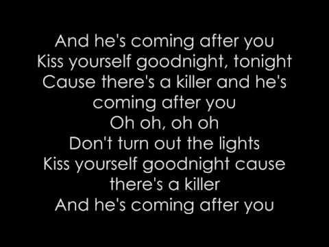The Hoosiers - Killer lyrics