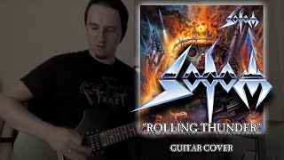 "SODOM - ""Rolling Thunder"" 
