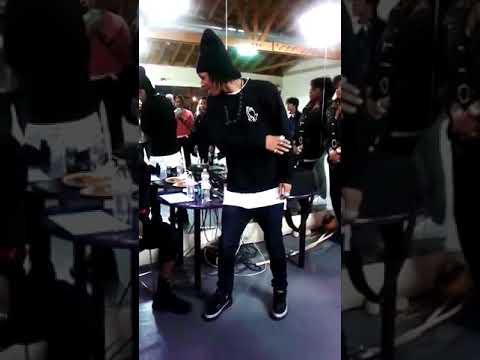 Larry (Les Twins) - Michael Jackson - Tabloid Junkie (CLEAR AUDIO)