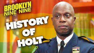 The Story Of CAPTAIN RAYMOND HOLT | Brooklyn Nine-Nine | Comedy Bites
