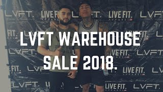 Trip to LVFT 2018 Warehouse Sale!!
