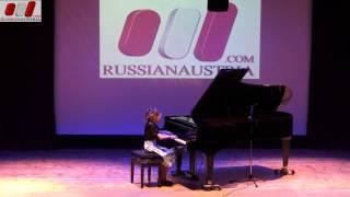 Fantasia. Carl Philipp Emanuel Bach. Elena Pashkova (Klavier). Gattschina. Russland