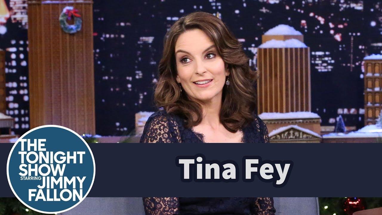 Tina Fey 20s