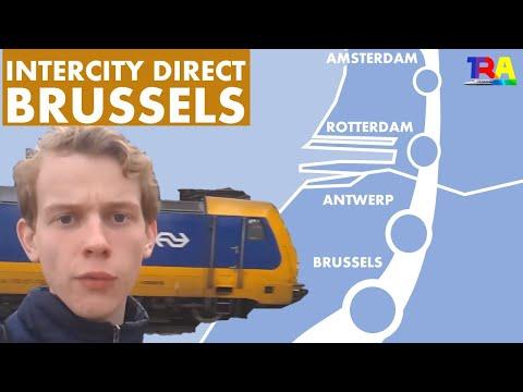 Intercity Direct Brussel: Beneluxtrein Over De HSL