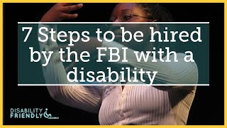 How to Get a Job with a Disability: 7 Steps for Success thumbnail