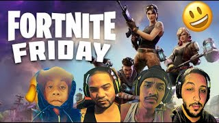 Fortnite Friday TOURNAMENT W/SPG (Xbox GamePlay) CAN WE GET 25 POINTS???