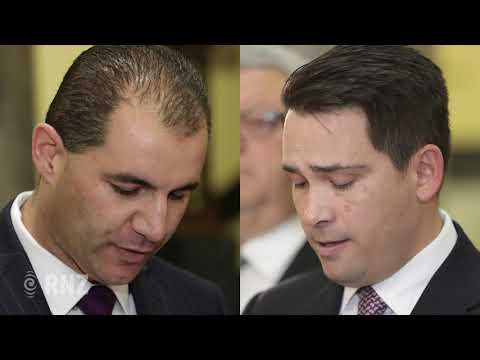 Jami-Lee Ross and Simon Bridges phone call