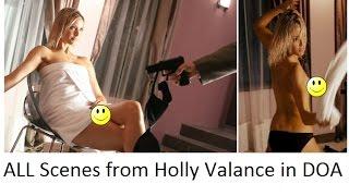 Holly Valance Hot Scene