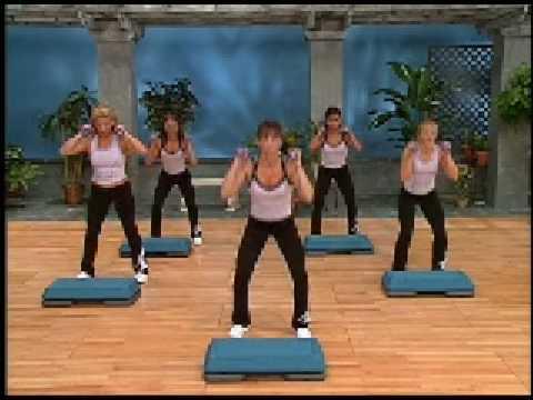 Step Aerobic Step Aerobic Fitnessraum De Step Aerobic