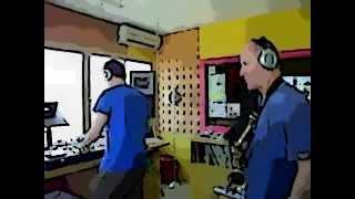 Ivan M y Isaac Domenek Ibiza Global radio agosto 2010
