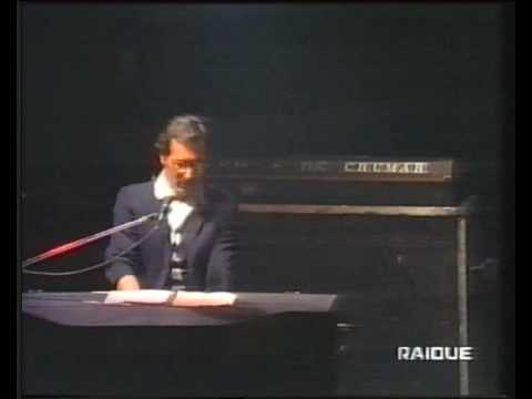 ENZO JANNACCI - BRUTTA GENTE (LIVE)