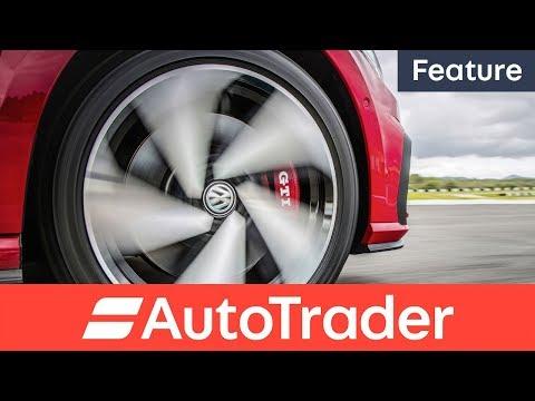 Volkswagen GTIs back-to-back: Golf GTI vs Polo GTI vs Up GTI