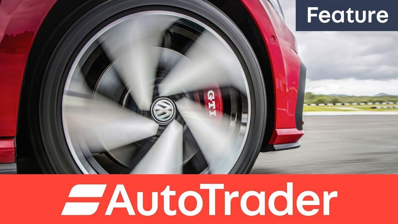 Volkswagen Gtis Back To Back Golf Gti Vs Polo Gti Vs Up Gti Youtube
