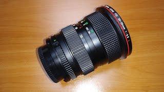 수동 Canon New NFD 20-35mm F3.5L…