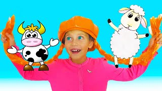 Put your Hands in the Air | Sing and Dance | Nursery Rhymes & Kids Songs by Baa Bee